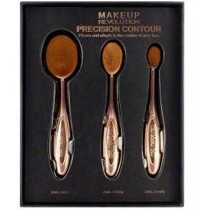Buy Makeup Revolution Precision Contour Set - Nykaa