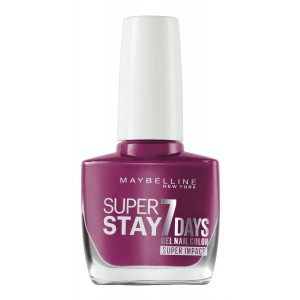 Buy Maybelline New York Superstay 7 Days Super Impact Nail Color - Nykaa