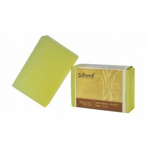 Buy Omved Atulya Lemongrass Sage Bath Bar - Nykaa
