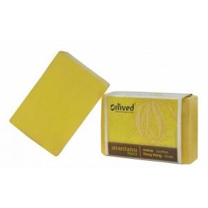 Buy Omved Shantanu Vetiver Ylang Ylang Bathbar - Nykaa