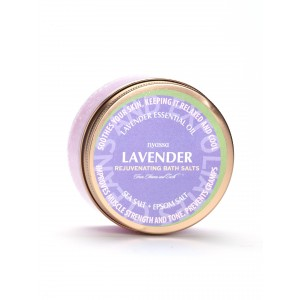Buy Nyassa Lavander Bath Salts - Nykaa