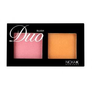 Buy Nicka K Duo Blush - Nykaa