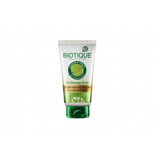 Buy Biotique Bio Morning Nectar Flawless Face Wash - Nykaa
