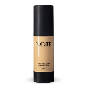 Buy Note Mattifying Extreme Wear Foundation - Nykaa
