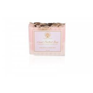 Buy Nature's Touch Rose Petal & Goat Milk Soap  - Nykaa