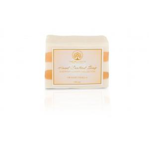 Buy Nature's Touch Orange Vanilla Soap  - Nykaa