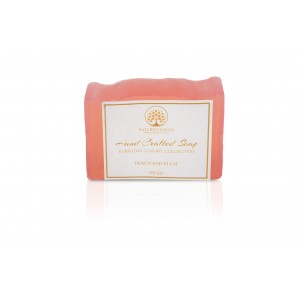 Buy Nature's Touch Peach And Plum Soap - Nykaa