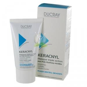 Buy Ducray Keracnyl Triple-Action Mask - Nykaa