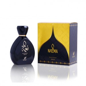 Buy Afnan Naema Black EDP For Women - Nykaa