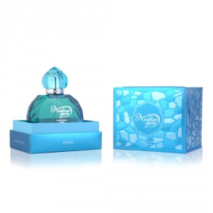 Buy Afnan Arabian Gems Blue EDP For Men - Nykaa