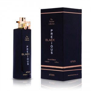 Buy Afnan Precious Black EDP For Men - Nykaa