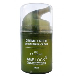 Buy Herbal Age Lock Dermo Fresh Moisturizer Cream - Nykaa