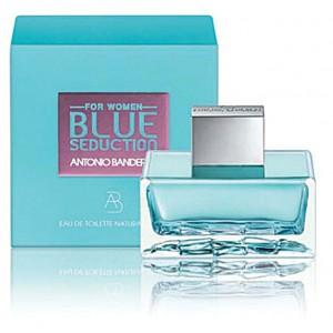 Buy Antonio Banderas Blue Seduction Eau De Toilette - Nykaa
