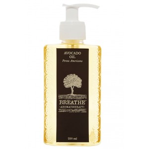 Buy Breathe Aromatherapy Pure Avocado Oil - Nykaa
