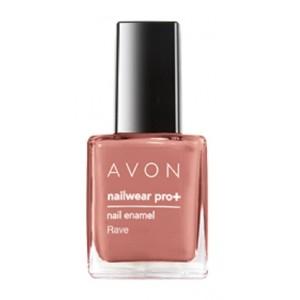 Buy Avon Nailwear Pro+ Nail Enamel - Nykaa