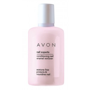 Buy Avon Nail Experts Conditioning Nail Enamel Remover - Nykaa