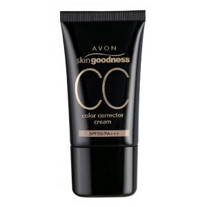 Buy Avon Skin Goodness City Block CC Cream - Nykaa