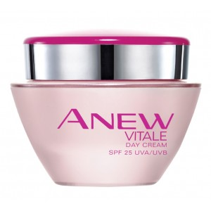 Buy Avon Anew Vitale Day Cream SPF 25  - Nykaa