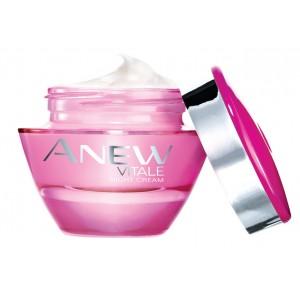 Buy Avon Anew Vitale Night Cream - Nykaa