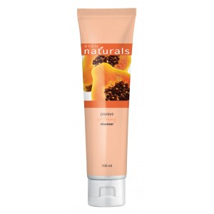 Buy Avon Naturals Papaya Whitening Cleanser  - Nykaa