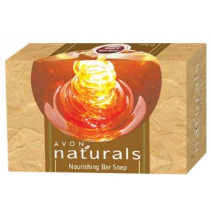 Buy Avon Naturals Nourishing Bar Soap  - Nykaa