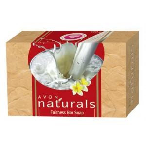 Buy Avon Naturals Fairness Bar Soap - Nykaa