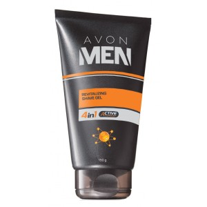Buy Avon For Men 4 In1 After Shave Gel  - Nykaa