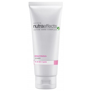 Buy Avon Nutraeffects Brightening Cleanser  - Nykaa