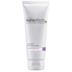 Buy Avon Nutraeffects Ageless Multi Action Cleanser  - Nykaa