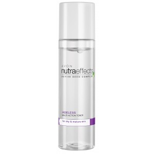 Buy Avon Nutraeffects Ageless Multi Action Toner - Nykaa