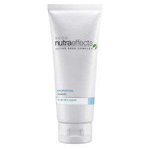 Buy Avon Nutraeffects Hydration Cleanser - Nykaa