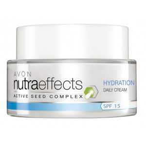 Buy Avon Nutraeffects Hydration Daily Cream Spf 15 - Nykaa