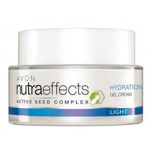 Buy Avon Nutraeffects Hydration Gel Light Cream - Nykaa