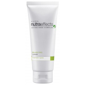 Buy Avon Nutraeffects Balancing Cleanser - Nykaa