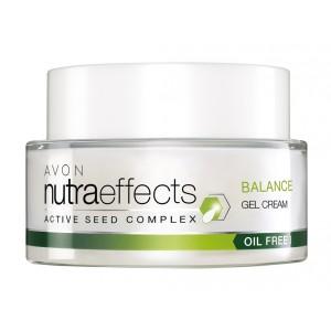 Buy Avon Nutraeffects Balance Gel Cream - Oil Free - Nykaa