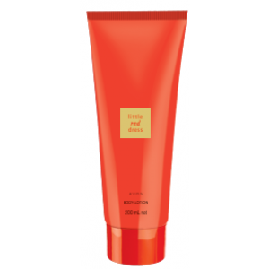 Buy Avon Little Red Dress Body Lotion  - Nykaa
