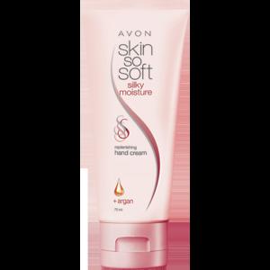 Buy Herbal Avon Skin So Soft Silky Moisture Replenishing Hand Cream - Nykaa