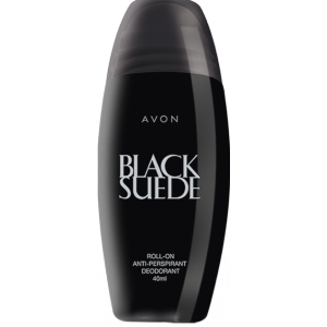 Buy Avon Black Suede Roll On Deodorant - Nykaa