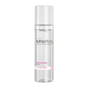 Buy Avon Nutraeffects Brightening Toner - Nykaa