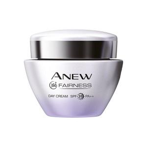 Buy Avon Anew Fairness White Day Cream SPF20 PA++ - Nykaa