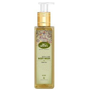 Buy Biobloom Vetiver Body Wash - Nykaa