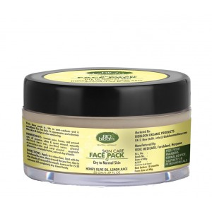 Buy Biobloom Olive Oil & Honey Face Pack - Nykaa