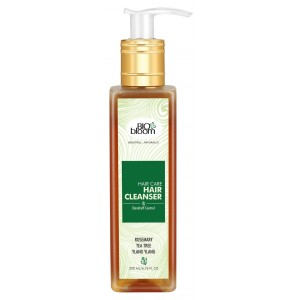 Buy Biobloom Hair Cleanser - Dandruff Control - Nykaa