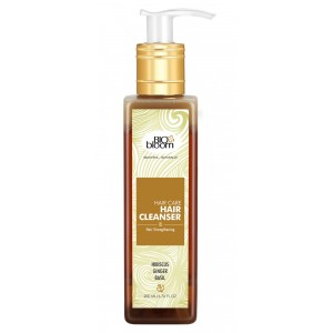 Buy Biobloom Hair Cleanser - Hair Strengthening - Nykaa