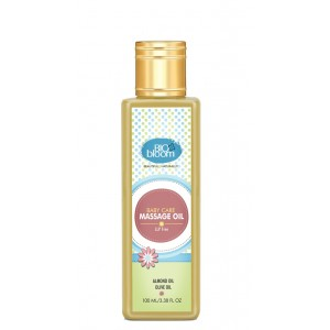 Buy Biobloom Baby Massage Oil - Nykaa