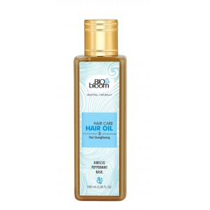 Buy Biobloom Hair Oil - Hair Strengthening - Nykaa