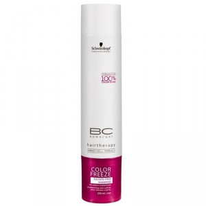 Buy Schwarzkopf Bonacure Color Freeze Sulfate-Free Shampoo - Nykaa
