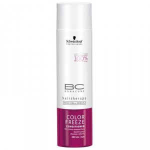 Buy Schwarzkopf Bonacure Color Freeze Conditioner - Nykaa