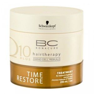 Buy Schwarzkopf Bonacure Q10 Time Restore  Treatment - Nykaa