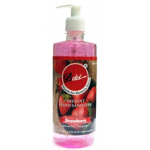 Buy Bdel Instant Hand  Sanitizer (Strawberry) - Nykaa